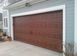 Garage door in Kansas City