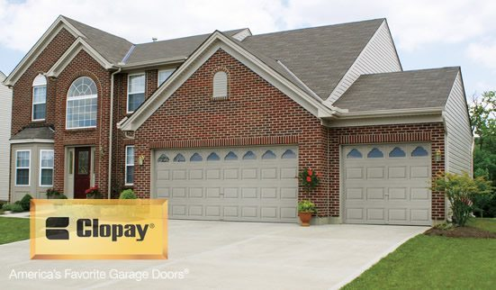 Clopay - Classic style garage doors
